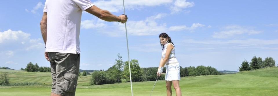 Golfplätze in der Umgebung