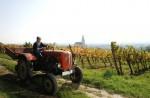 Riedenfahrt mit Traktor